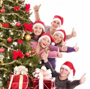 Karácsonyi sokaság